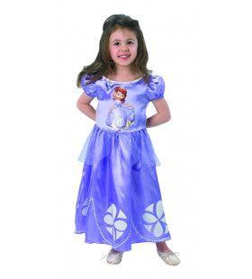 Sofia Het Prinsesje Van Toverije Meisje Kostuum