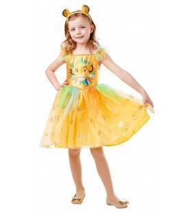 Schattige Simba Lion King Prinses Meisje Kostuum