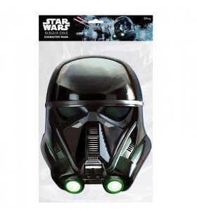 Star Wars Death Trooper Masker Karton