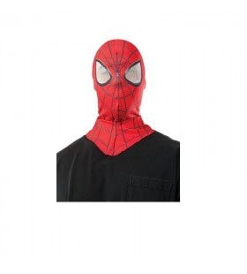 Onherkenbaar Als Spiderman Muts