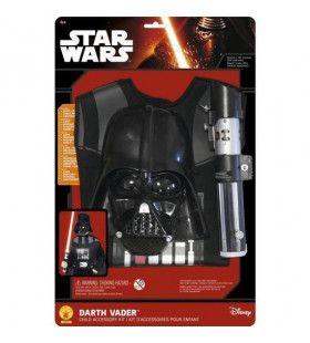Darth Vader Complete Verkleedset Kind Kind Kostuum