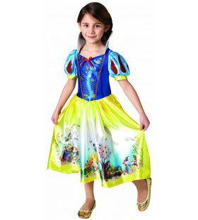 Zeker Weten De Mooiste Van Het Land Sneeuwwitje Meisje Kostuum