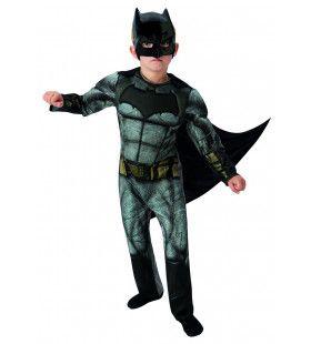 Megagespierde Batman Justice League Deluxe Kind Jongen Kostuum