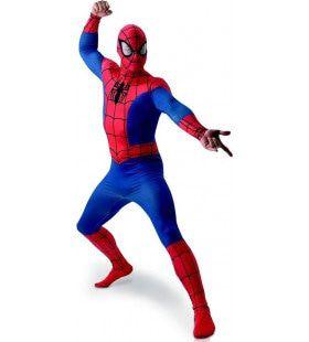 Red De Wereld Van Het Kwaad Spiderman Kostuum