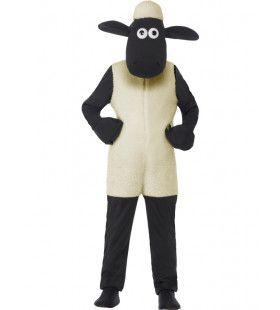 Wollig Shaun Het Schaap Kostuum