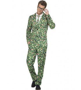 Duizenden Spruitjes Man Kostuum