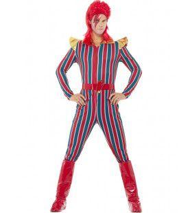 Bowie Space Oddity Man Kostuum