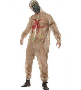 Milieuramp Zombie Man Kostuum