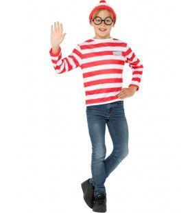 Waar Is Wally Nu Weer Kostuum