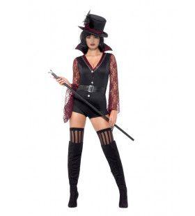 Vanessa Vampier Vrouw Kostuum