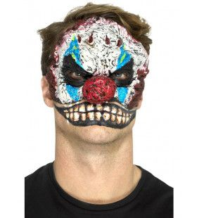 Gruwelijk Masker Scary Clown Halloween