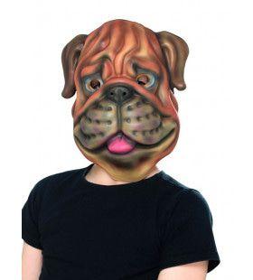 Bulldog Masker Platte Snuit