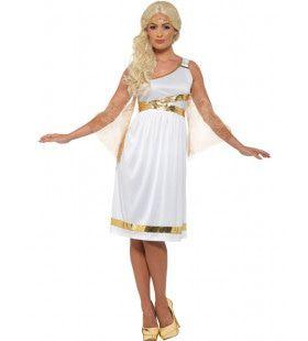 Griekse Schoonheid Penelope Vrouw Kostuum