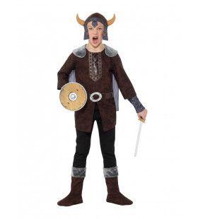 Noorman Gardar Viking IJsland Jongen Kostuum