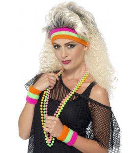 Hoofdband En Zweetbanden Disco Dolly