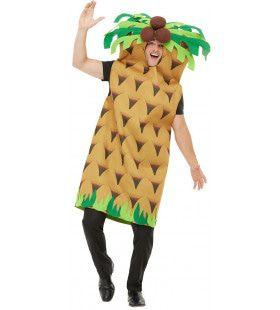 Tropische Wandelende Palmboom Kostuum