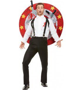 Circusact Messenwerp Set Vierdelig Man