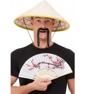 Set China Indochina Driedelig Kostuum
