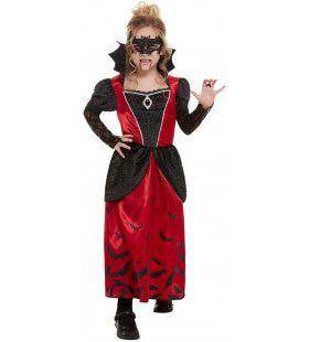 Gruwelijke Gravin Dracula Dorry Meisje Kostuum