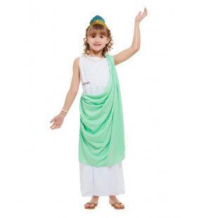 Waanzinnig Om Te Weten Meedogenloze Romeinen Meisje Kostuum