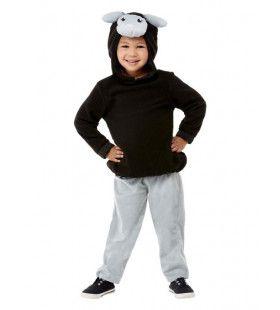 Het Niet Verstoten Zwarte Schaap Kind Kind Kostuum