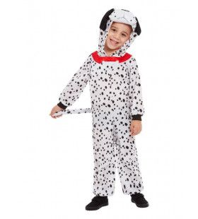 Puppy Dalmatier Kind Kostuum