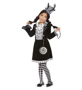 Mini Mad Hatter Meisje Kostuum
