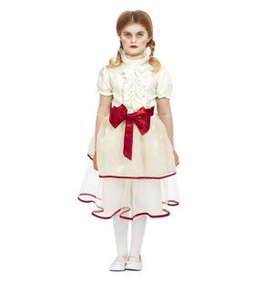 Porceleinen Pop Meisje Kostuum