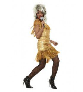 Tina De Poplegende Vrouw Kostuum