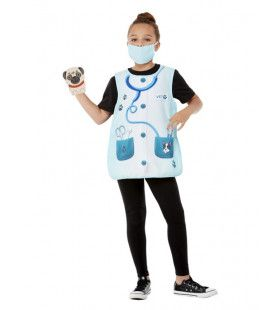 Vet Kit Kind Kostuum