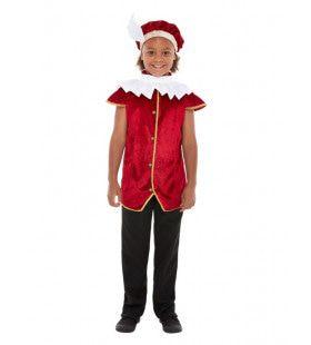 Rood Wegwijs Pietje Kind Kostuum