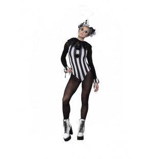 Niet Om Te Huilen Pierrot Vrouw Kostuum