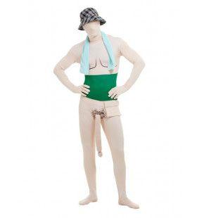 Grote Naakte Willy Man Kostuum