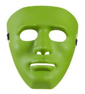 Classic Creep Masker Anonym Groen