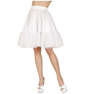 50s Lady Petticoat Lang