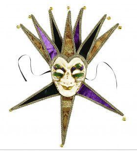Commedia Dellarte Venetie Masker, Joker