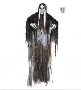 Welcome To Hell Decoratie Skelet Bruidegom 155cm
