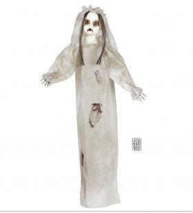 Halloween Deco Moordende Pop, 50cm