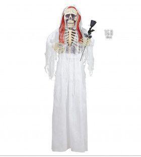 Decoratieve Bruid Skelet, 153cm
