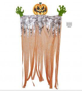 Deco Gigantische Pompoen, 140cm