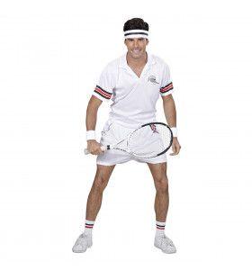 Tennis Kostuum Voor Een Themafeest De Goedkoopste Feestwinkel Xl