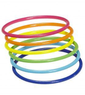 Disco 25 Armband Ringen Multikleuren