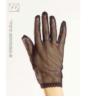 Nethandschoenen Zwart