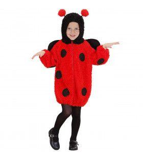 Zoemend Lieveheersbeestje 104 Cm Kostuum Baby Meisje