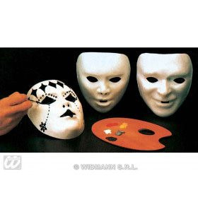 Beschilderbare Maskers Plastic