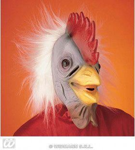 Masker Haan Met Plush Haar
