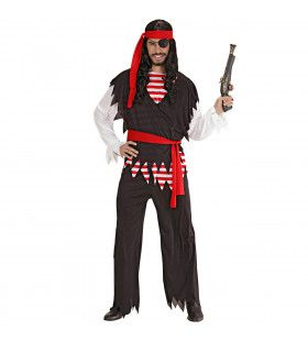 Hedendaagse Zeerover Kostuum Man