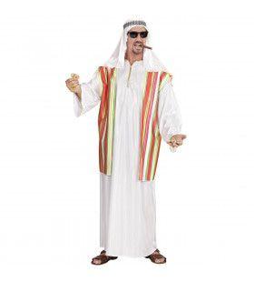 Sheik Desert Oliesjeik XL Kostuum Man