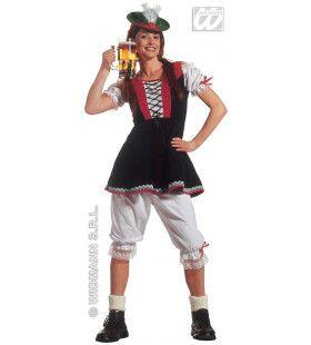 Kniebroek Beierse Kostuum Vrouw