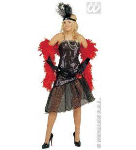 Smoking Tiffany Kostuum Vrouw